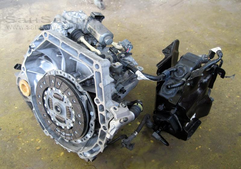 Роботизированная КПП Honda